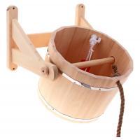 Ведро для бани (обливное устройство)