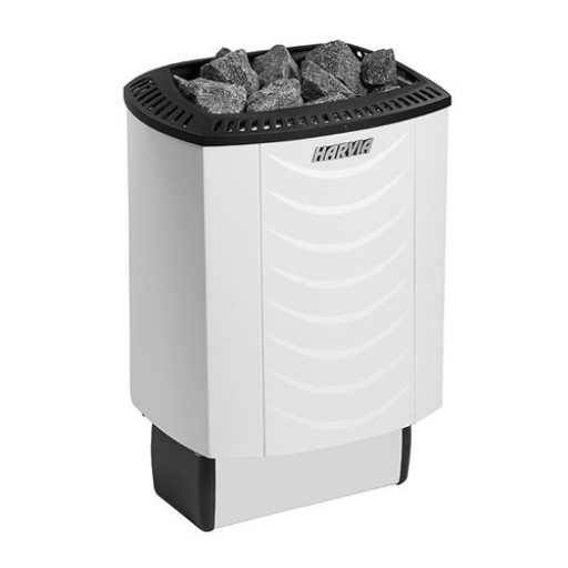 Электрическая печь Harvia Sound M80 White