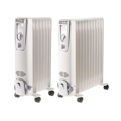 Радиатор масляный электрич. Tермия H0612 (1200 Вт, 6 секций) (ТЕРМИЯ)