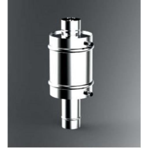Регистр (теплообменник) для банной печи 15 л