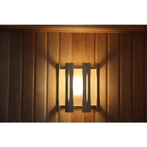 Абажур Doorwood прямой со стеклами