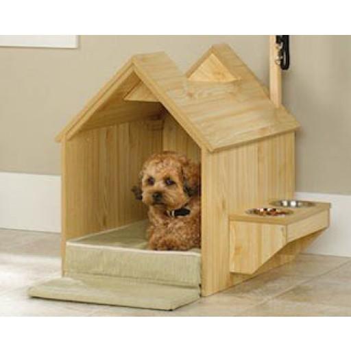 """Домик для маленькой собаки """"Буська"""""""