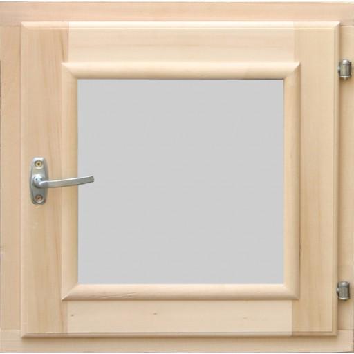 Деревянное окно для бани (липа)