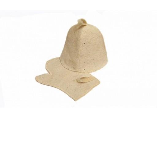 Комплект для бани универсальный (белый)