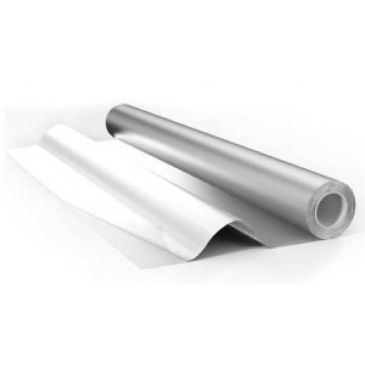 Алюминиевая фольга для бани 50 мкр 18 м2
