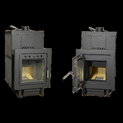 Банная печь ПБM 20В (Мета-бел)