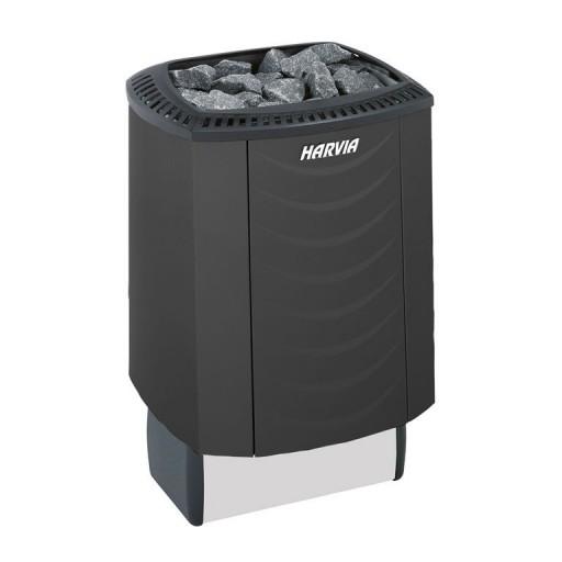 Печь электрическая Harvia Sound M80 Black (Musta)