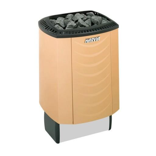 Электрическая печь Harvia Sound M90 Champagne