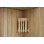 Абажур Doorwood угловой деревянный