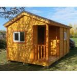 Садовый домик №1 (3х4 метра)