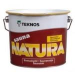 """Защитный состав для деревянных стен и потолков в бане """"Natura"""""""