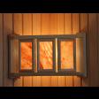абажур с тремя плитками вряд